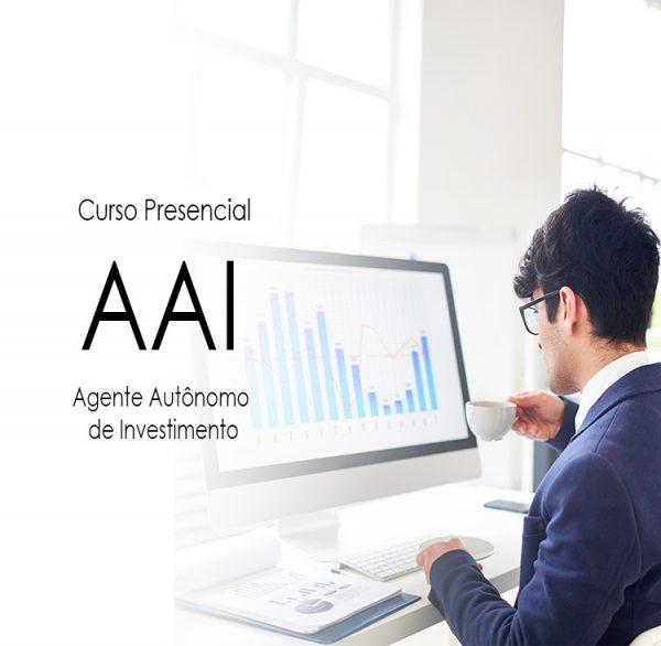 AAI ; Agente Autônomo de Invertimento ; Curso AAI