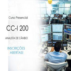 CC-I 200 – ANALISTA DE CÂMBIO