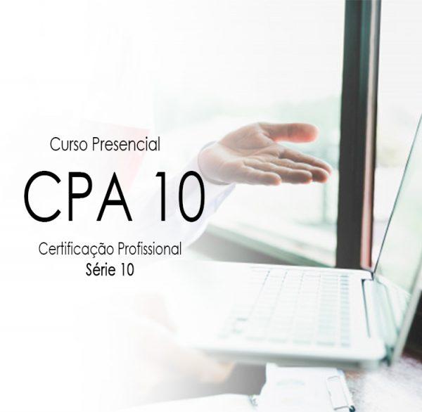 CPA 10 ; Curso preparatório CPA 10
