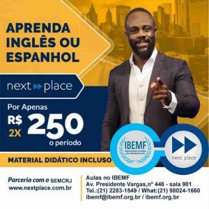 Curso de Inglês – Presencial
