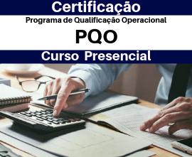 Curso para Certificação PQO-B3 (Programa de Qualificação Operacional)