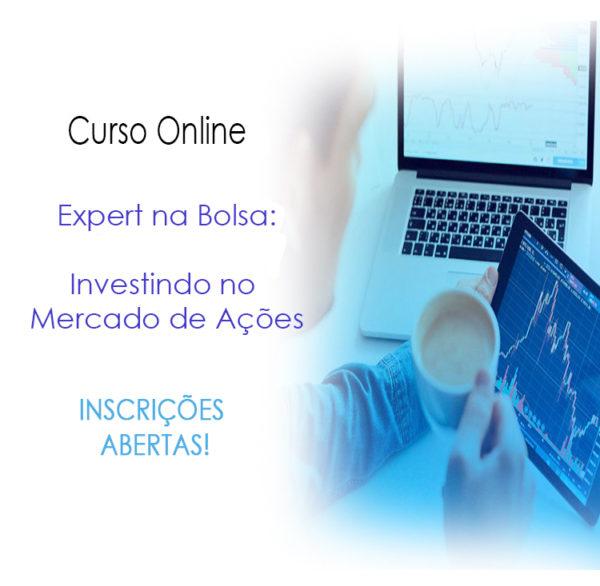 curso expert na bolsa online