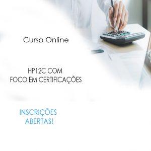 HP12C com foco em certificações